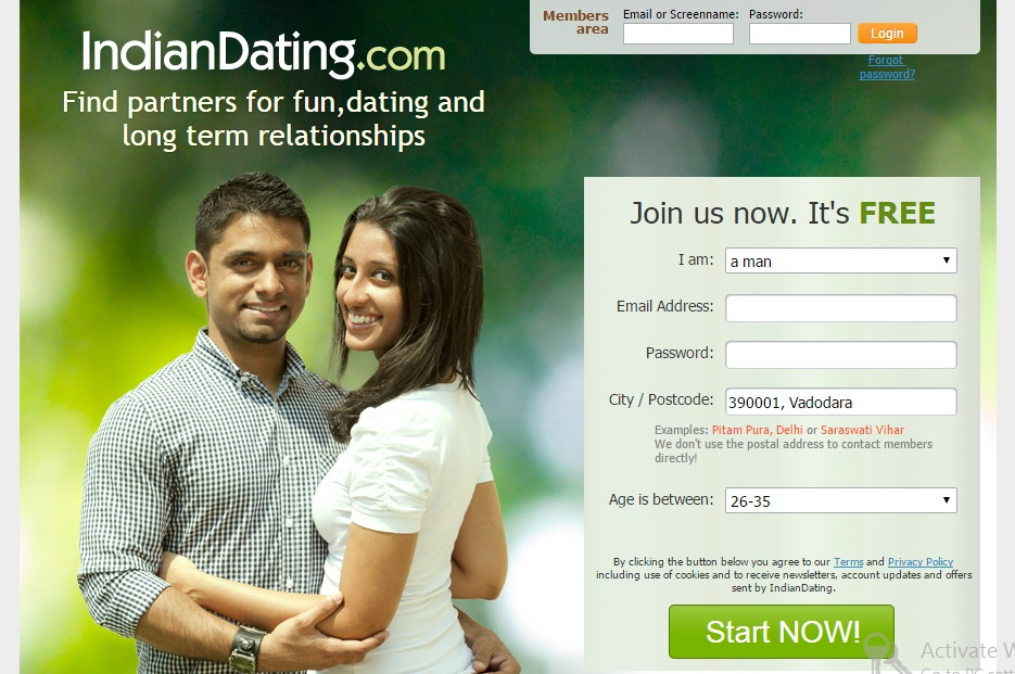 Free top dating sites in india