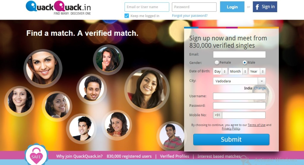 free america dating site
