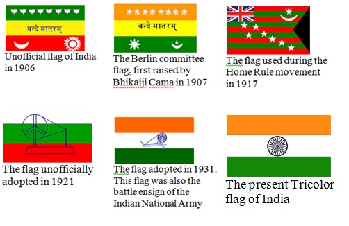 10 Things To Know About The Indian National Flag