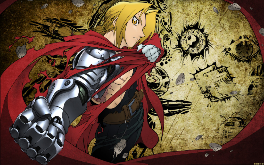 action_anime_FullMetal Alchemist